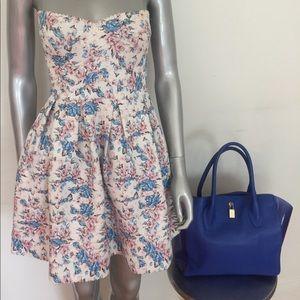 Bandage Sleeveless mini summer dress